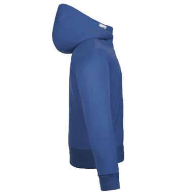 Толстовка Kulonga Heavy Zip, ярко-синяя