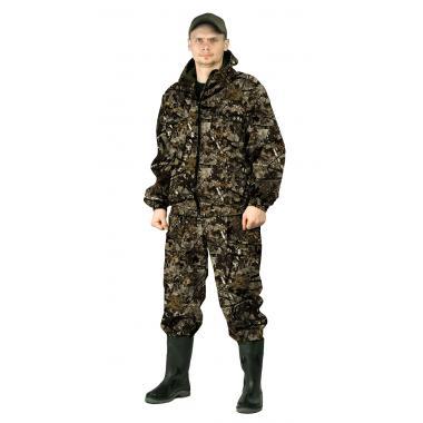 """Костюм """"КАСКАД"""" куртка/брюки, цвет: кмф """"дубок"""""""