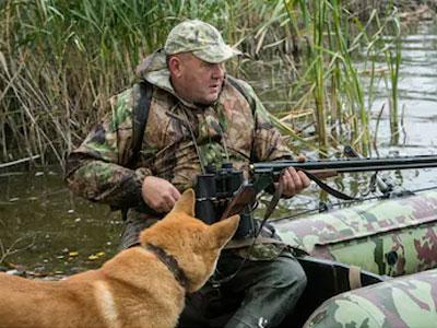 Охота, рыбалка и туризм